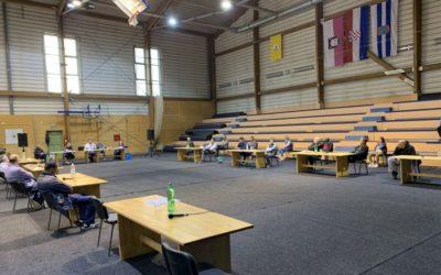 Nastavno-športska dvorana u Đakovu, službeno je postala sjedište Stožera
