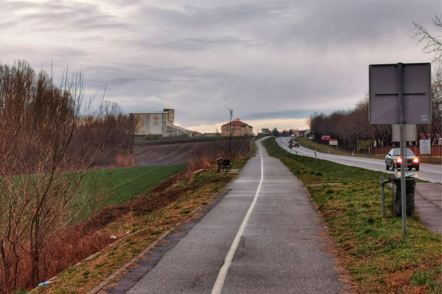 Pješačko – biciklistička staza Kuševac – Đakovo dobit će rasvjetu