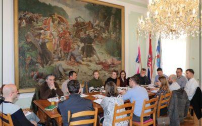 Održan radni sastanak vezan uz izradu Studije i Strategije zelene infrastrukture Grada Đakova