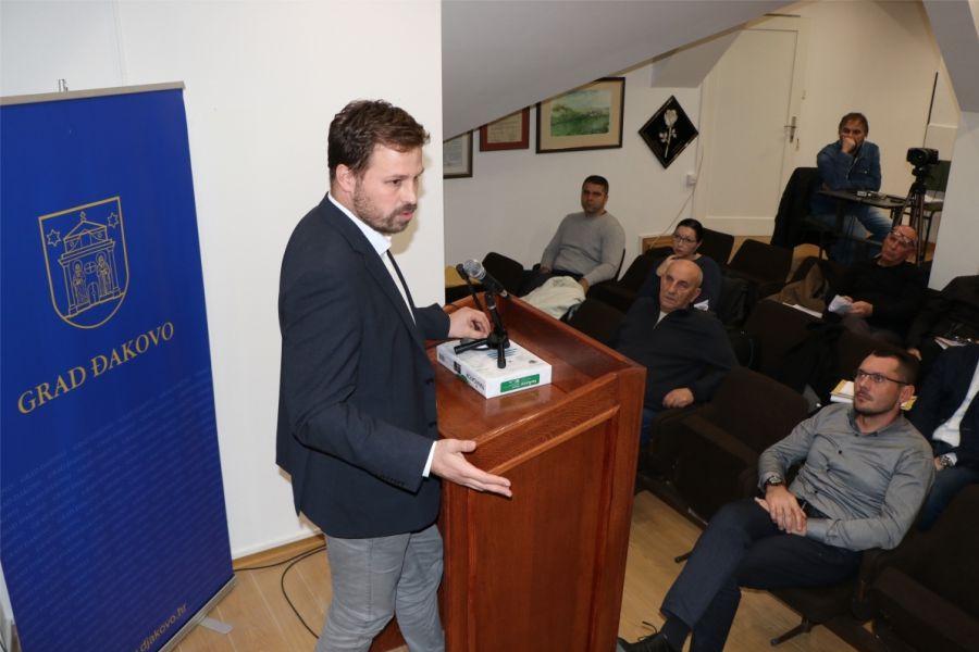 Saziv 20. sjednice Gradskog vijeća Grada Đakova