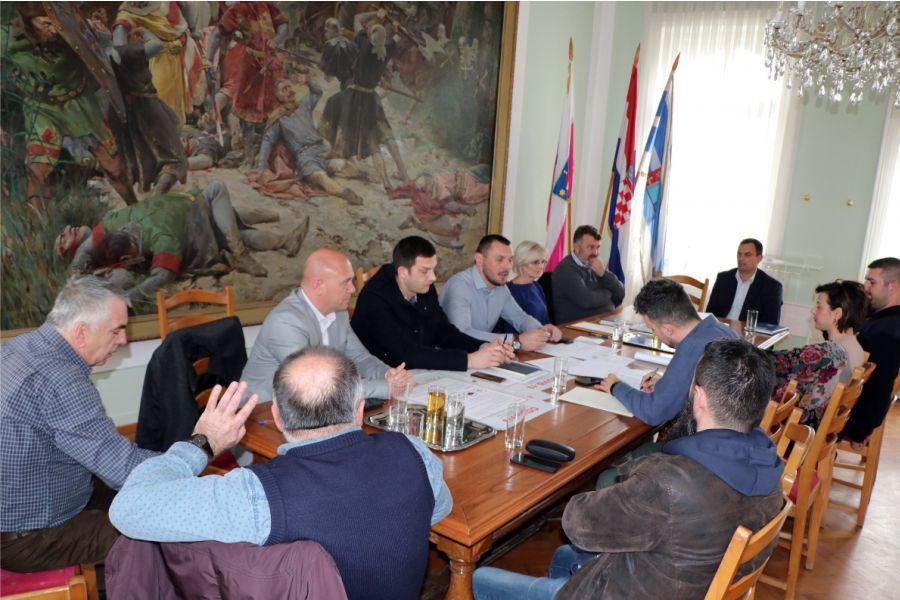 Stožer civilne zaštite Grada Đakova održao svoju sjednicu
