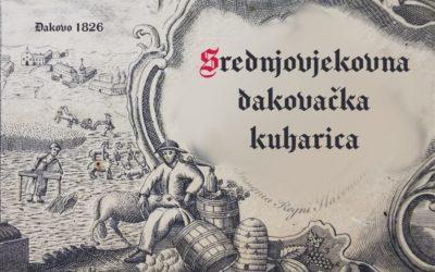 Objavljena Srednjovjekovna đakovačka kuharica