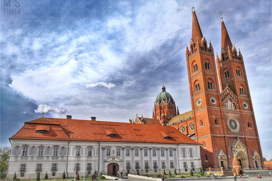 Prijenos misnog slavlja iz đakovačke katedrale na Cvjetnicu