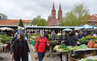 Od danas radi i Gradska tržnica na otvorenom
