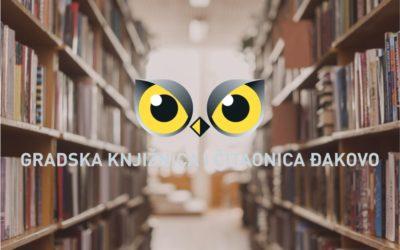 Gradska knjižnica i čitaonica Đakovo – obavijest