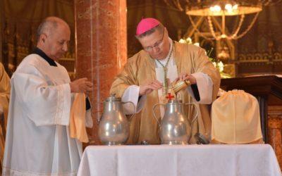 Misa posvete ulja u đakovačkoj prvostolnici