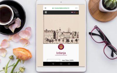 Muzej Đakovštine obogatio svoju virtualnu knjižnicu novinama