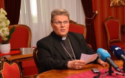 Pismo nadbiskupa Hranića o slavlju Velikoga tjedna i vazmenog trodnevlja