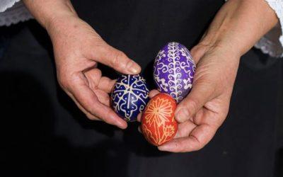 Slavonski običaji za Uskrs