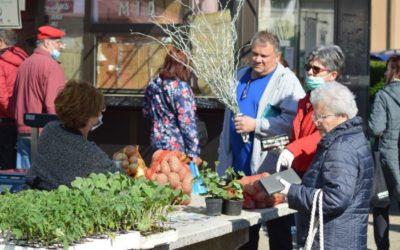 Obavijest o radnom vremenu Gradske tržnice