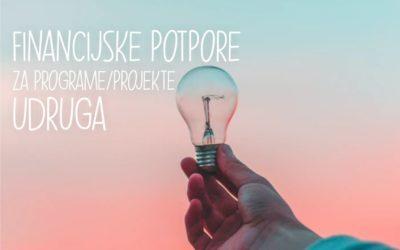 Grad Đakovo financira programe/projekte od udruga