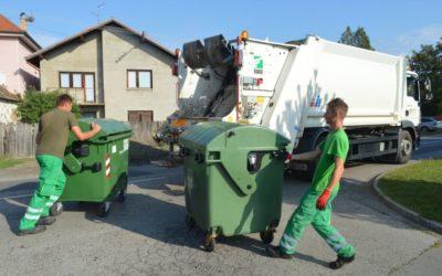Đakovački poduzetnici oslobođeni od plaćanja usluge prikupljanja otpada
