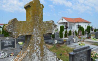 U koronakrizi prioritet su otpad i pogrebi, ne uređenje groblja!