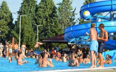 Otvoreni bazeni, kupanje do kraja vikenda besplatno!
