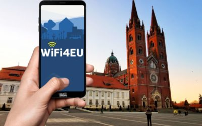HT osigurao pristup besplatnom Wi-Fi-u stanovnicima Đakova