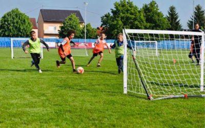 HNK Đakovo Croatia kreće s trenažnim aktivnostima u svim kategorijama škole nogometa