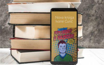 Folirant u razredu, roman za djecu i mladež  Ivane Ćurić