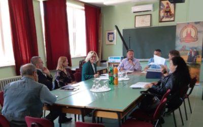 """Održan radni sastanak vezano uz projekt """"Pametne ruralne zajednice 21"""""""