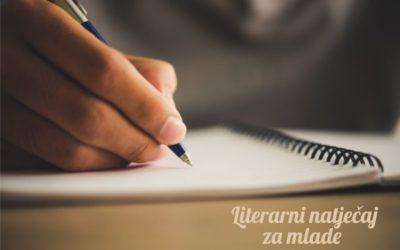 Literarni natječaj za mlade