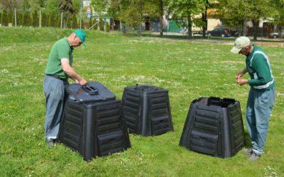 Počela distribucija 1.300 kompostera kućanstvima