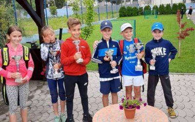 Đakovački tenisači uspješni u Osijeku i Vinkovcima!