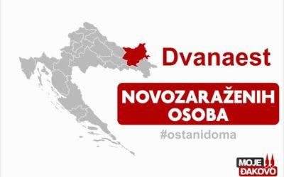 Press konferencija Stožera civilne zaštite Osječko-baranjske županije
