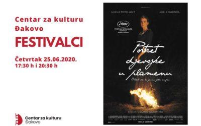 U sklopu Festivalaca pogledajte povijesnu dramu Portret djevojke u plamenu