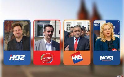 Tko sve predstavlja Đakovštinu na listama za parlamentarne izbore?