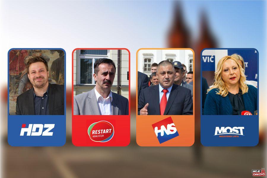 Đakovština za parlamentarne izbore