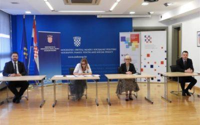Svečano uručen ugovor za izgradnju Centra za socijalnu skrb Đakovo vrijedan 15,2 milijuna kuna