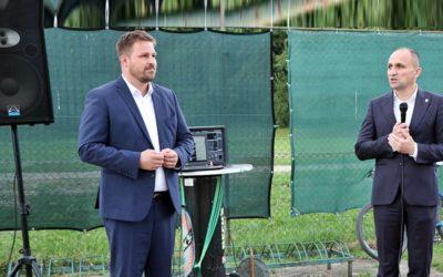 U Đakovu otvoreno Državno prvenstvo Hrvatske unije tenisača