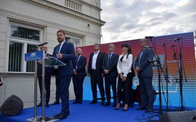 Siguran i ravnomjeran razvoj Đakova uz hrvatsku Vladu