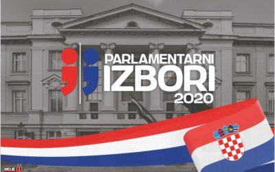 [ANKETA] Za koga ćete glasati na parlamentarnim izborima 5. srpnja 2020.?