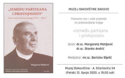 """Predstavljanje knjige """"Između partizana i pristojnosti"""""""
