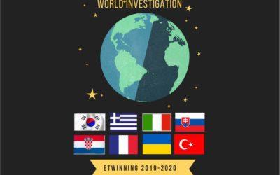 Završen eTwinning projekt World Investigation