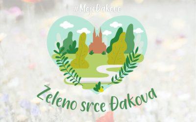 Zeleno srce Đakova – zeleni lajk 2020.