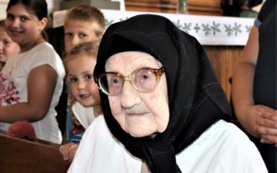 Baka Ana Stipanović iz Punitovaca proslavila 103. rođendan