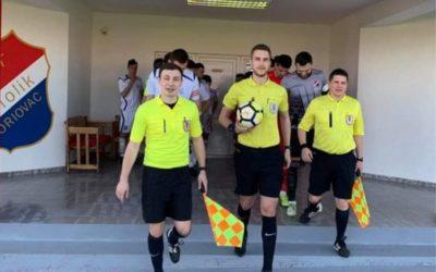 Dražen Matasović postao drugoligaški nogometni sudac!