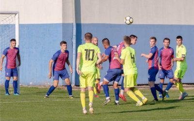 Đakovačka mladost presudila Otočanima, polufinale kupa: NK BSK  – HNK Đakovo Croatia!