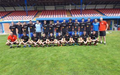 HNK Đakovo Croatia krenuo s ljetnim pripremama za sezonu 2020/2021