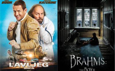 U kinu: Špijun lavljeg srca i Brahms: Dječak II