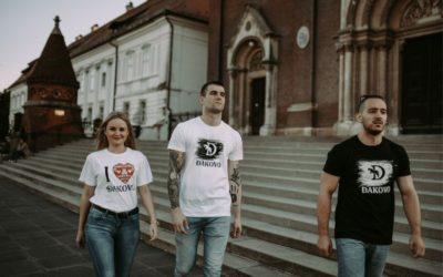 Majice kratkih rukava s motivom Đakova