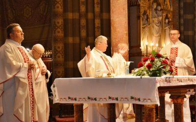 Misno slavlje na blagdan zaštitnika Đakovačko-osječke nadbiskupije, sv. Ilije proroka