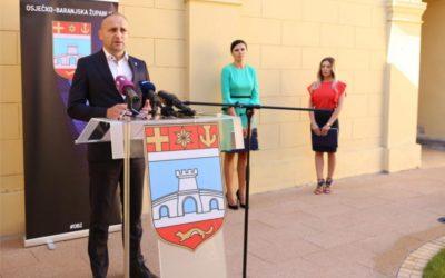 """Poziv za dodjelu """"Povelje humanosti"""" Osječko-baranjske županije"""