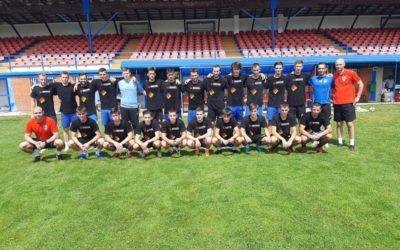 Prva pripremna utakmica HNK Đakovo Croatije!