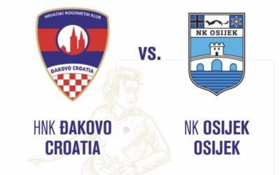 HNK Đakovo Croatia pripremne utakmice