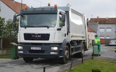Univerzalu bespovratnih 1,4 milijuna kuna za nabavu dvaju novih kamiona za otpad