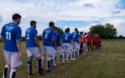 Odigrana prijateljska utakmica: Radnik – Slavonac (Đ)