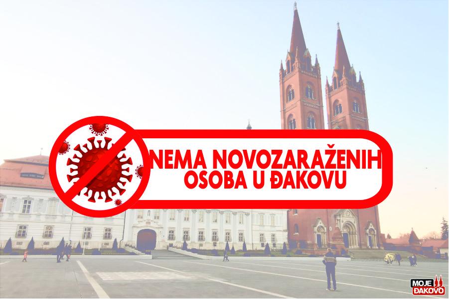 Nema novozaraženih u Đakovu; Foto: Moje Đakovo