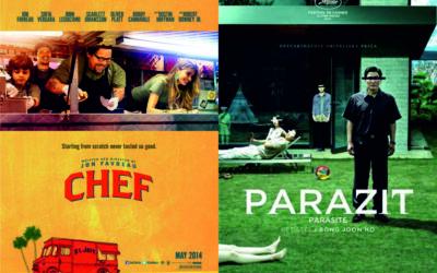 Ljetno kino: Glavni kuhar i Parazit